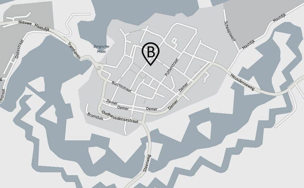 locatie de bazeroen