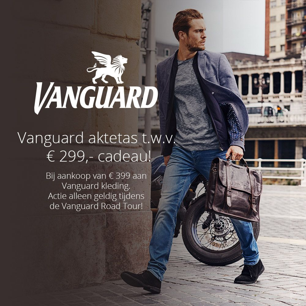 Vanguard Road Tour actie